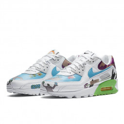 Air Max 90 Flyleather Ruohan Wang--CZ3992-900-Limited Resell