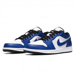 Air Jordan 1 Low Game Royal--553560-124-Limited Resell