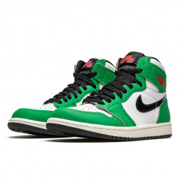 Air Jordan 1 Retro High Lucky Green--DB4612-300-Limited Resell