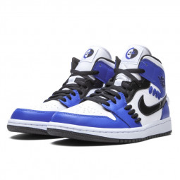Air Jordan 1 Mid Sisterhood--CV0152-401-Limited Resell