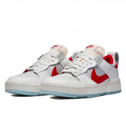 Nike Dunk Low Disrupt Gym Red--CK6654-101-Limited Resell