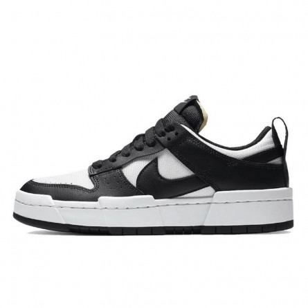 Nike Dunk Low Disrupt Black White--0000000706-Limited Resell