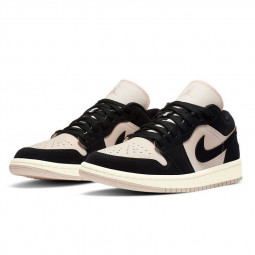 Air Jordan 1 Low Black Guava Ice--DC0774-003-Limited Resell