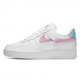 Air Force 1 Low LXX Rose Blanc Aqua--DC1164-101-Limited Resell