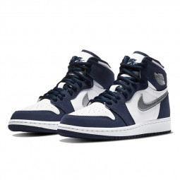 Air Jordan 1 Retro High CO Japan Midnight Navy--575441-141-Limited Resell