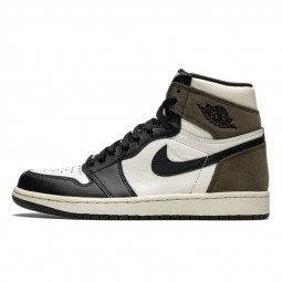 Air Jordan 1 Retro High Dark Mocha--555088-105-Limited Resell