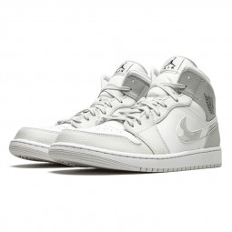 Air Jordan 1 Mid Grey Camo--DD3235-100-Limited Resell