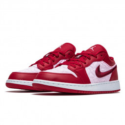Air Jordan 1 Low SE Red Quilt--DB3621-600-Limited Resell