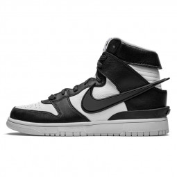 Nike Dunk High Ambush Black White--CU7544-001-Limited Resell