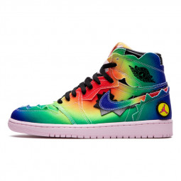 Air Jordan 1 Retro High J Balvin--DC3481-900-Limited Resell