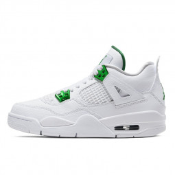 Air Jordan 4 Retro Metallic Green--CT8527-113-Limited Resell