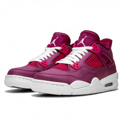 Air Jordan 4 Retro Valentine's Day--487724-661-Limited Resell