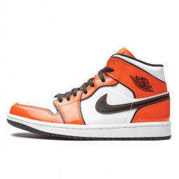 Air Jordan 1 Mid Turf Orange--BQ6931-802-Limited Resell