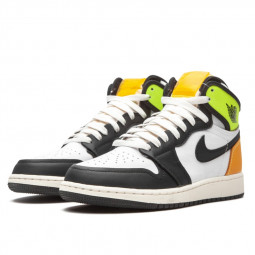 Air Jordan 1 Retro High OG Volt University Gold--575441-118-Limited Resell