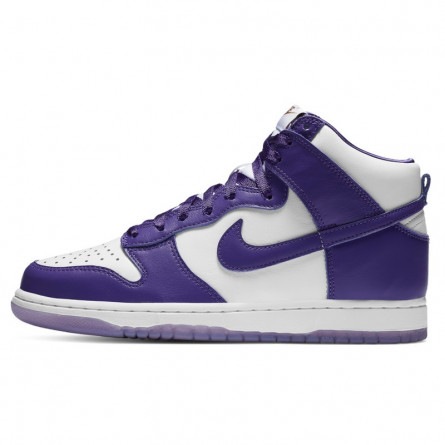 Nike Dunk High SP Varsity Purple--DC5382-100-Limited Resell