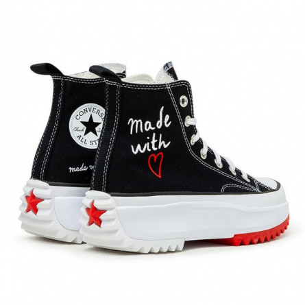 Converse Run Star Hike Coeur Rouge--171120C-Limited Resell