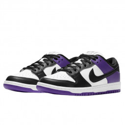 Nike SB Dunk Low Court Purple--BQ6817-500-Limited Resell