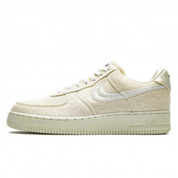 Air Force 1 Low Stussy Fossil--CZ9084-200-Limited Resell