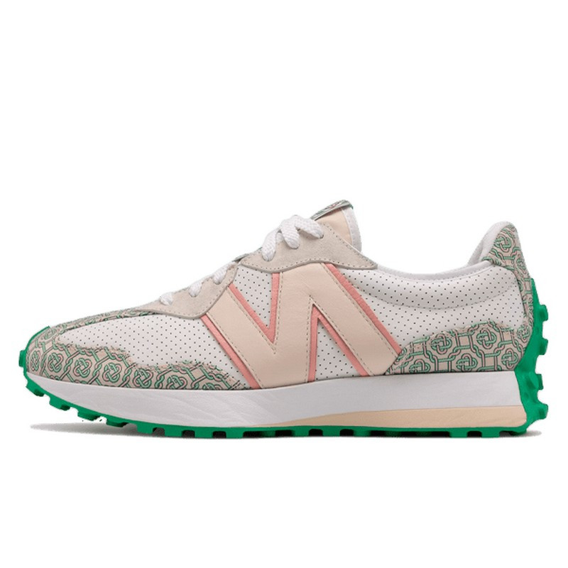 New Balance 327 Casablanca Holly Green--0000000812-Limited Resell