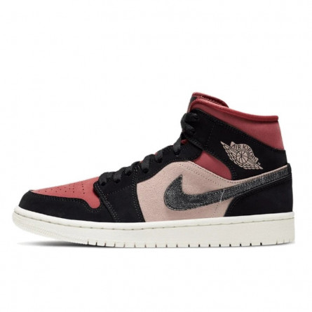 Air Jordan 1 Mid Canyon Rust--0000000824-Limited Resell