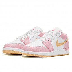 Air Jordan 1 Low Paint Drip--0000000826-Limited Resell