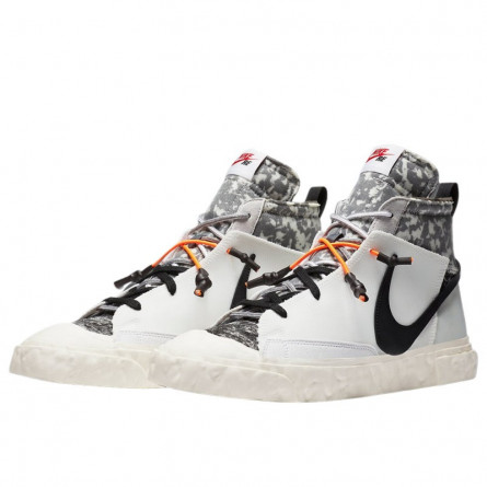 Nike Blazer Mid READYMADE White--0000000829-Limited Resell