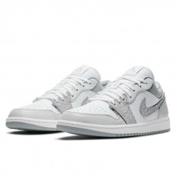 Air Jordan 1 Low PRM Smoke Grey Elephant--DH4269-100-Limited Resell