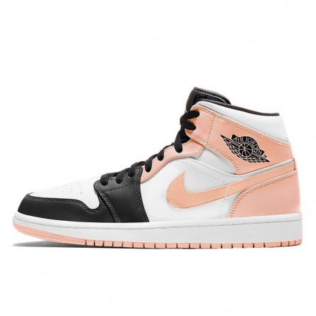 Air Jordan 1 Mid Crimson Tint--0000000835-Limited Resell