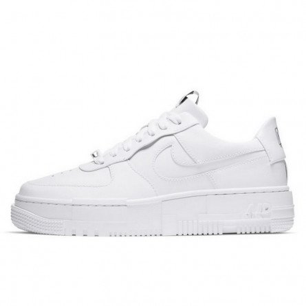Air Force 1 Low Pixel White