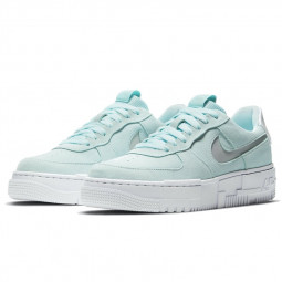 Air Force 1 Pixel Ghost Aqua--CK6649-400-Limited Resell