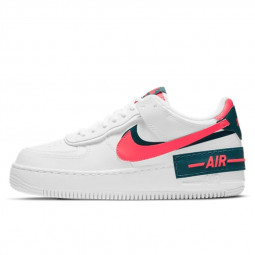 Air Force 1 Shadow Solar Red