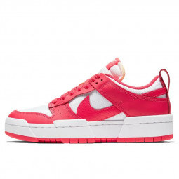 Nike Dunk Low Disrupt Siren Red--CK6654-601-Limited Resell
