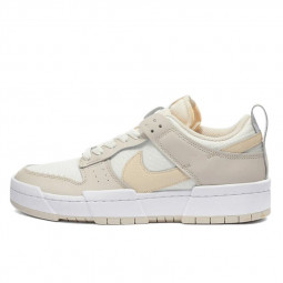 Nike Dunk Low Disrupt Sail Desert Sand--CK6654-103-Limited Resell