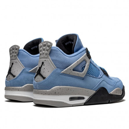Air Jordan 4 Retro University Blue--CT8527-400-Limited Resell