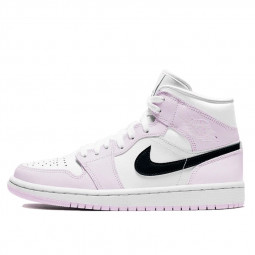Air Jordan 1 Mid Barely Rose--BQ6472-500-Limited Resell