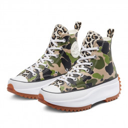 Converse Run Star Hike Camouflage Archive--170913C-Limited Resell