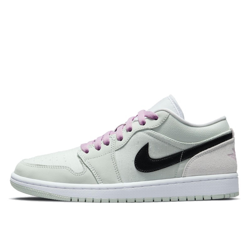 Air Jordan 1 Low Barely Green--CZ0776-300-Limited Resell