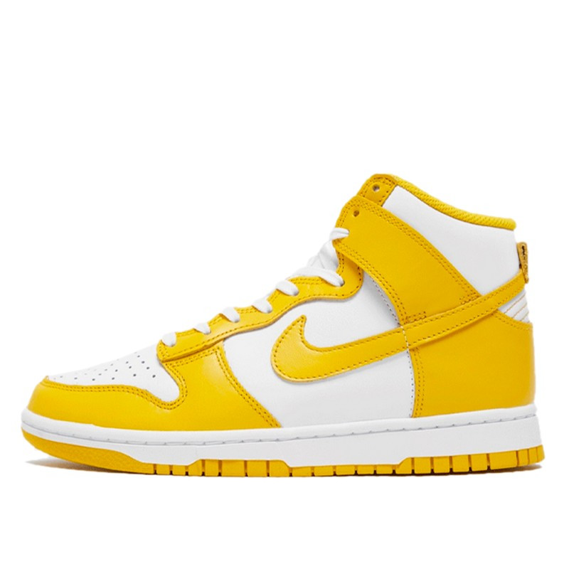 Nike Dunk High Dark Sulfur--DD1869-106-Limited Resell