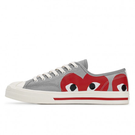Converse Comme des Garçons Jack Purcell Red--171260C-Limited Resell