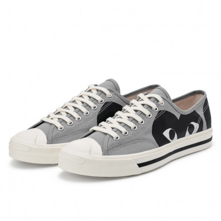 Converse Comme des Garçons Jack Purcell Black--171259C-Limited Resell