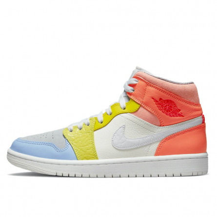 Air Jordan 1 Mid To My First Coach--DJ6908-100-Limited Resell