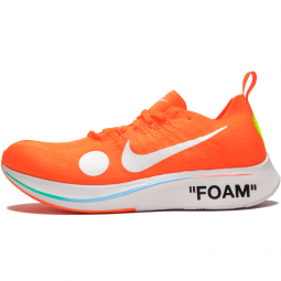 Off-White Zoom Fly Mercurial Orange